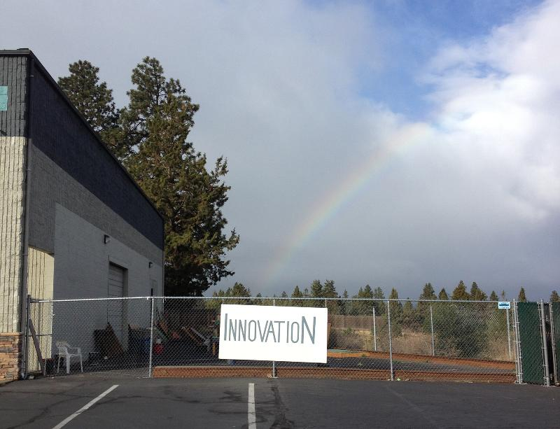 Innovation Theatre Works in Bend.