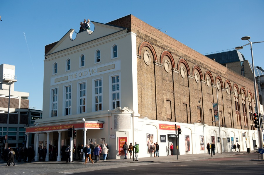 The Old Vic, London.