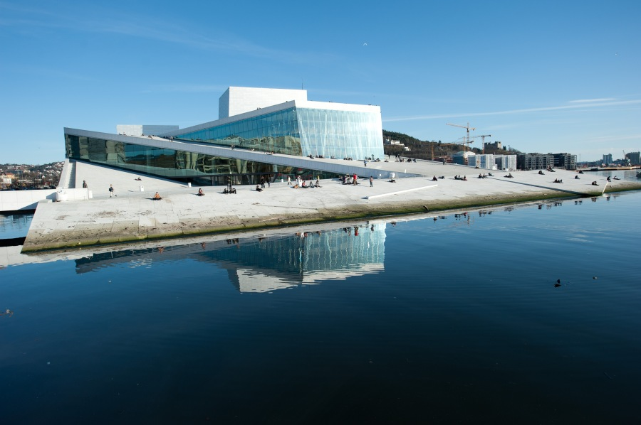 Operahuset, Oslo.