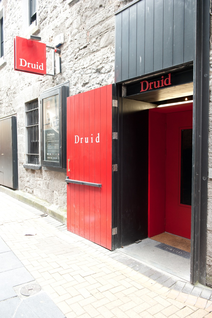 Druid's 99 seat home theatre, Galway City.