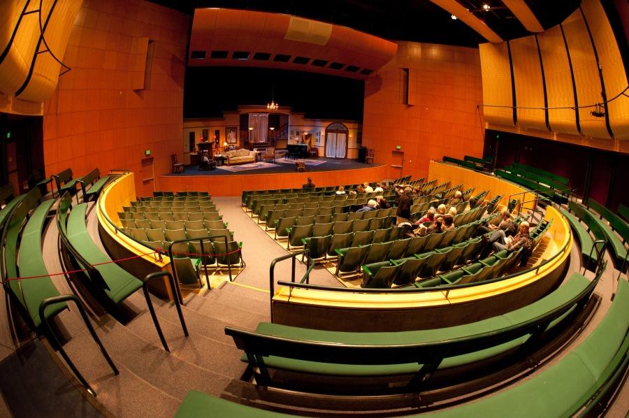 Performing Arts Center, PCC Sylvania.