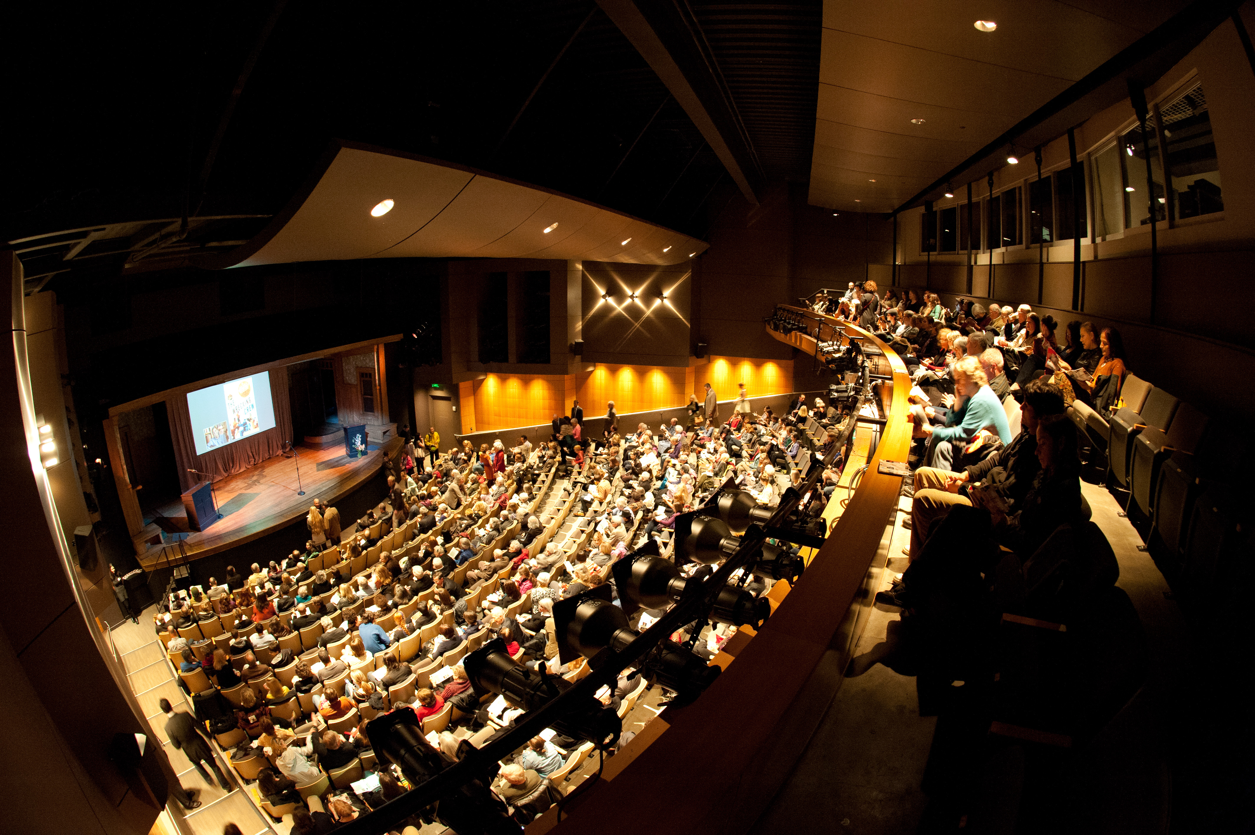 The Gerding Theater Will Be Full Again. This Yearu0027s Oregon Book Awards.