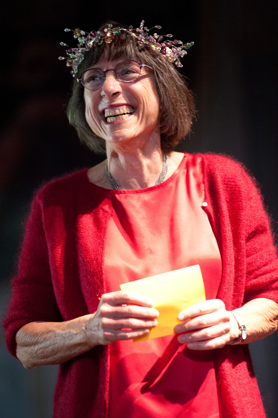 Ronni Lacroute, 2013 Spotlight Award recipient.
