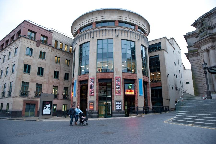 The Traverse Theatre.