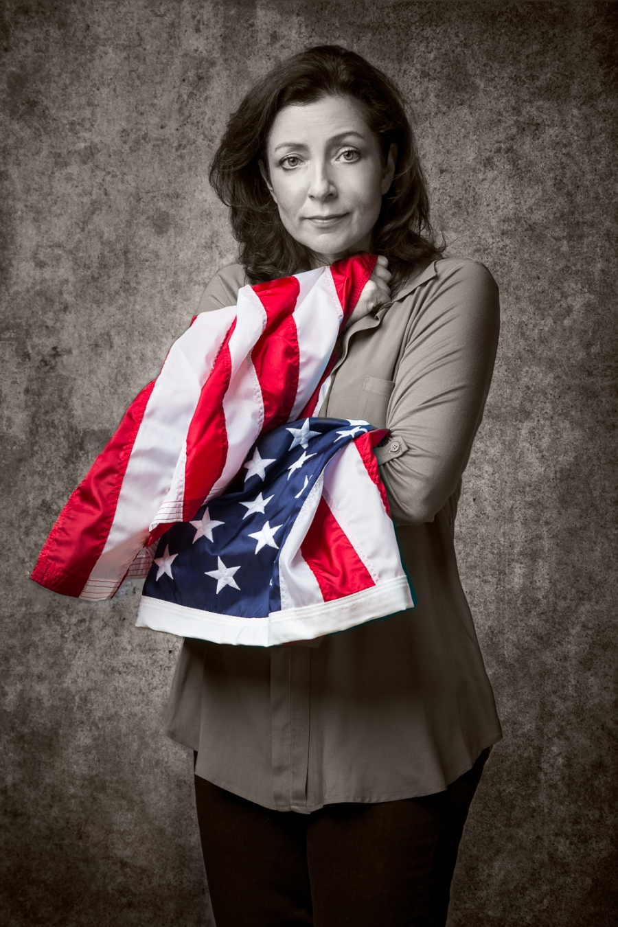 Maureen Porter.  Photo: Owen Carey.