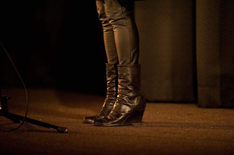 When the going gets tough (and cold), the tough get their boots on.