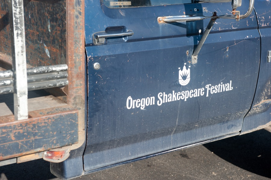 Do NOT mess with the OSF truck.
