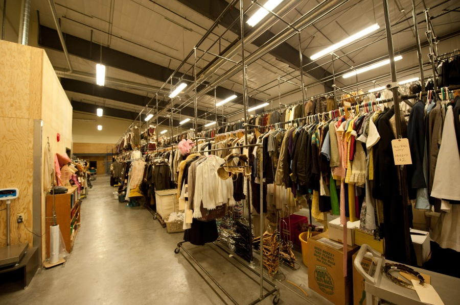 OSF runs a costume rental business and rents to shows like Portlandia and Saturday Night Live.