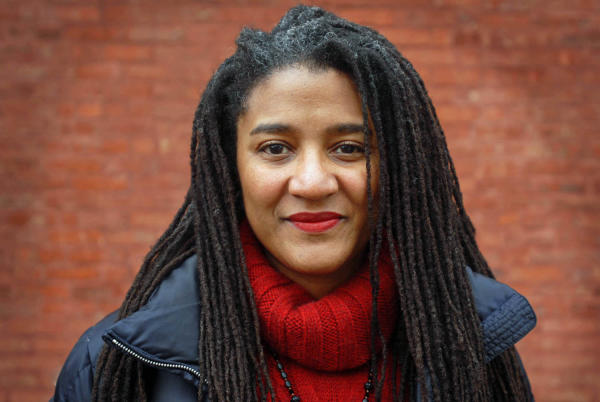 This woman.  Lynn Nottage has a new play for you. It all starts 7/29 at Oregon Shakespeare Festival.