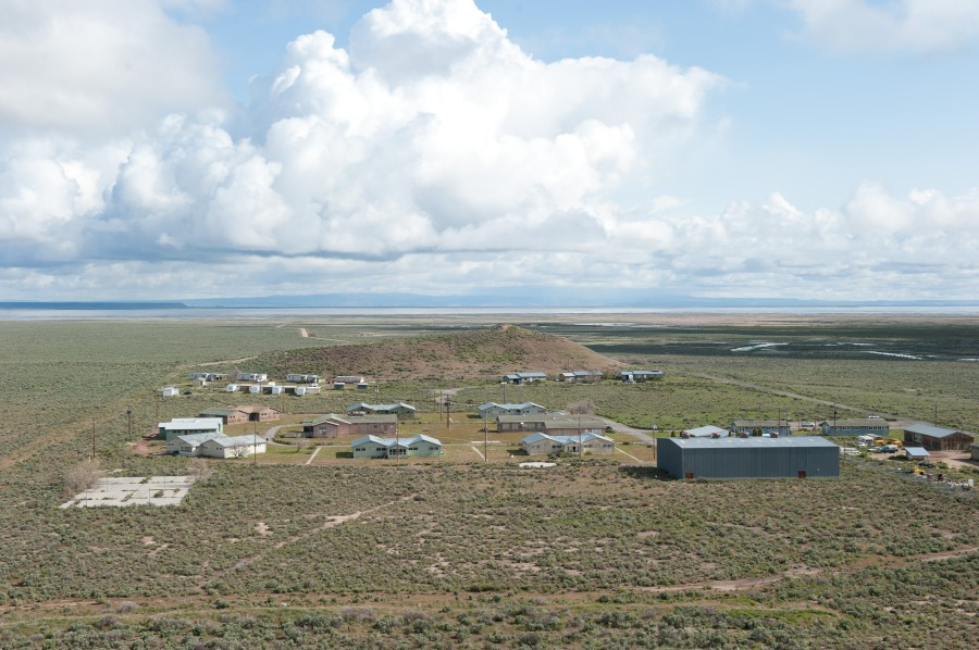 Field Station on the Malheur Wildlife Refuge.
