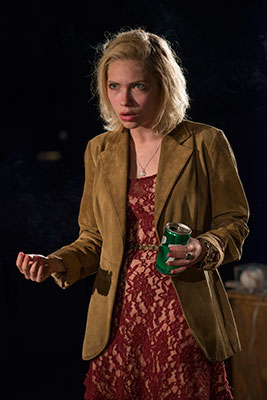 Tavi Gevinson as Jessica. Photo: Michael Brosilow.