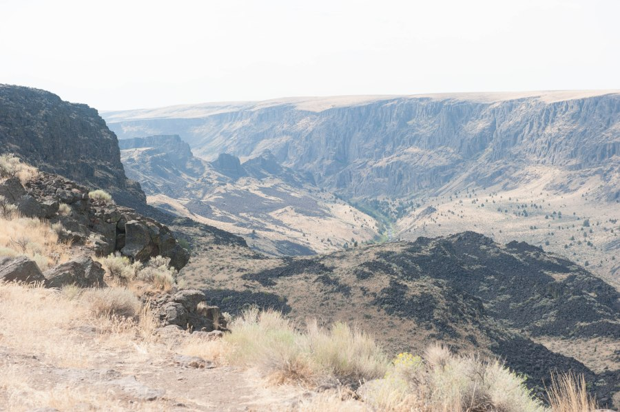 Owyhee Canyon.