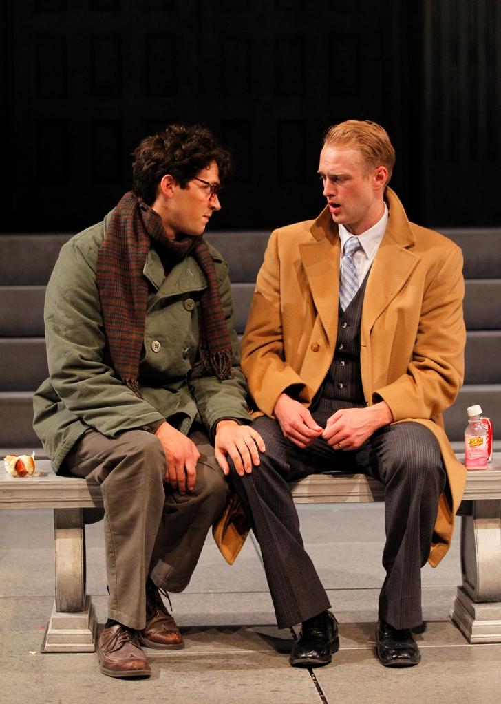 Quinn Franzen and Ty Boice.