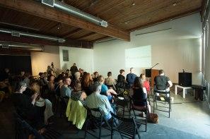Full house for TBA Institute.