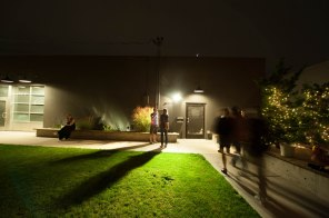Up in NoPo - one of Portland's best venues: Disjecta.