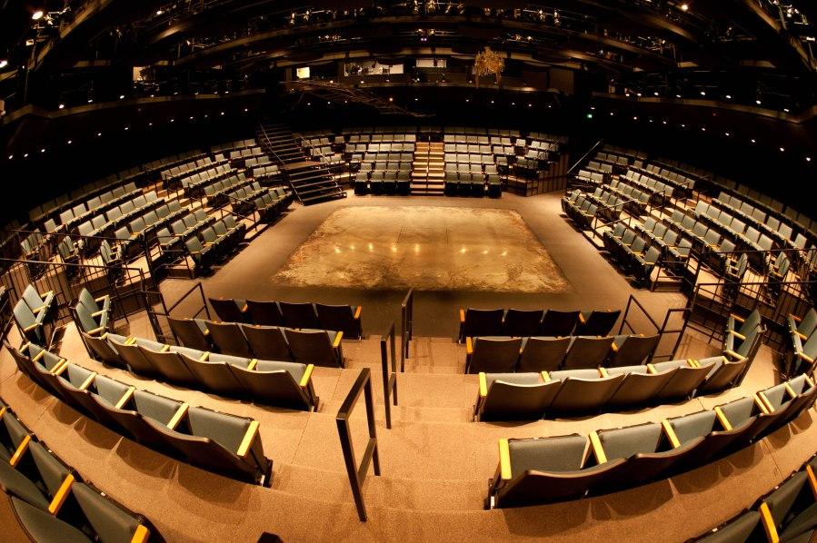 The Thomas Theatre at OSF.