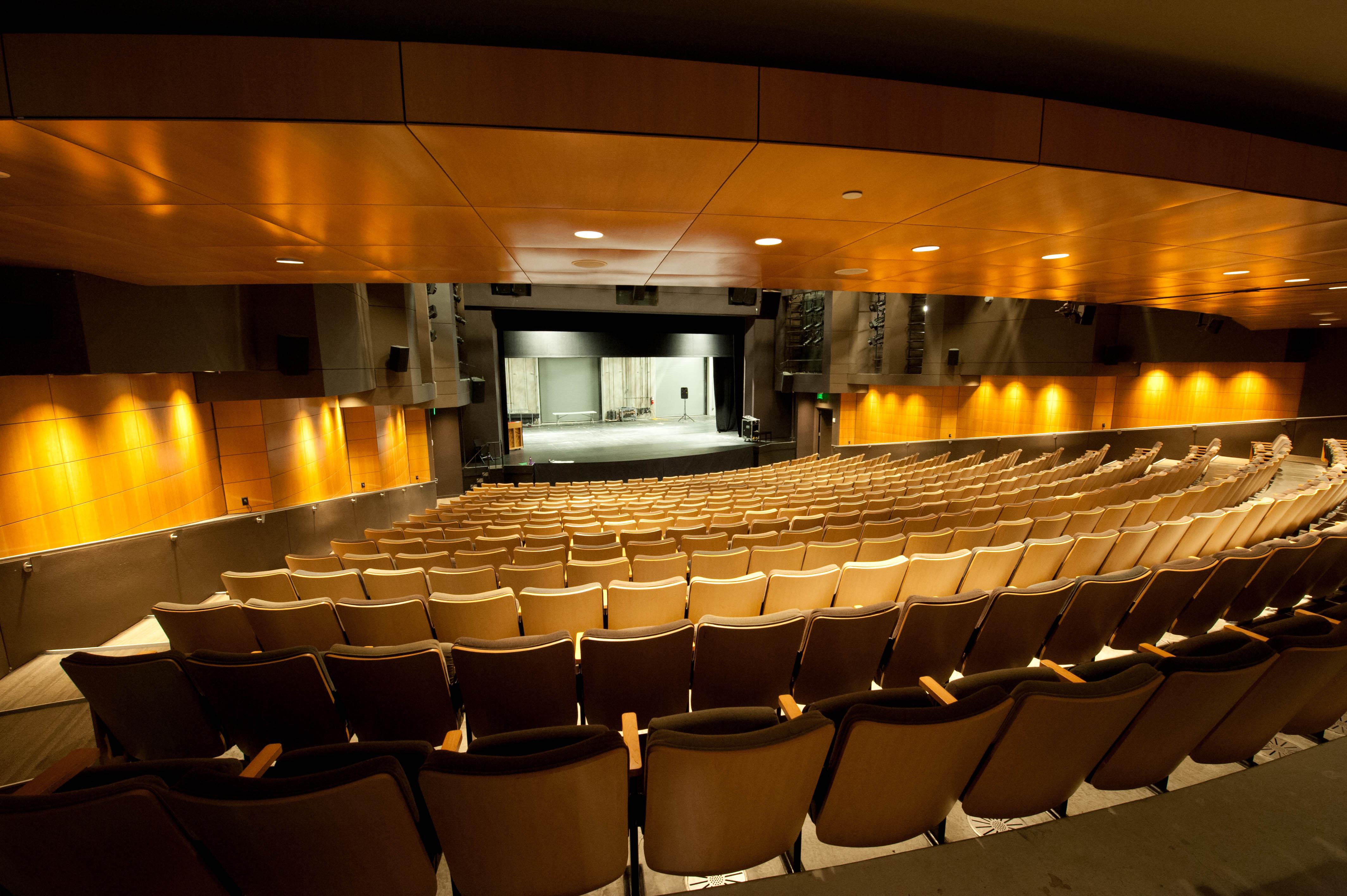 Gerding Theater, Portland Center Stage.