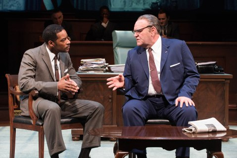 ALL THE WAY and THE GREAT SOCIETY by Robert Schenkkan @SeattleRep thru Jan 4.