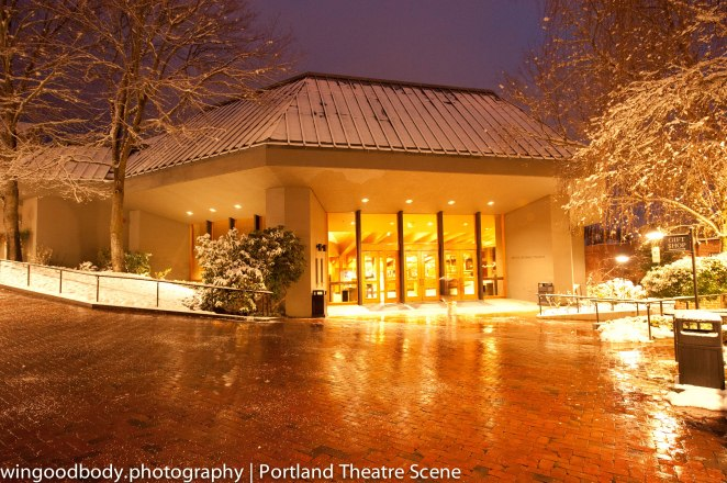 Opening weekend 2011 - snow in Ashland!