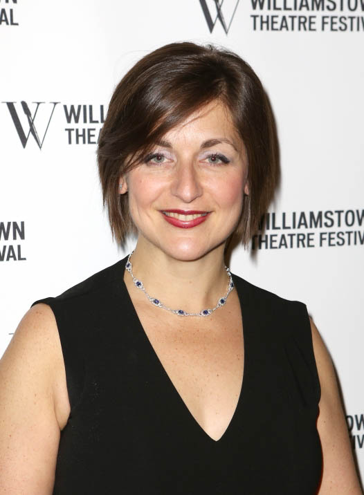 Mandy Greenfield, Williamstown Theatre Festival's new Artistic Director.