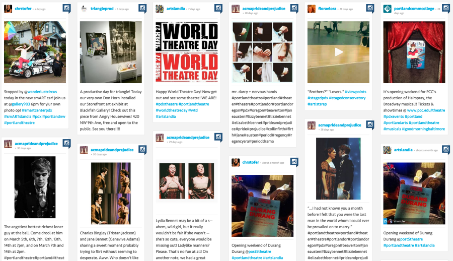 Click to see what tagboard comes up with for #portlandtheatre.