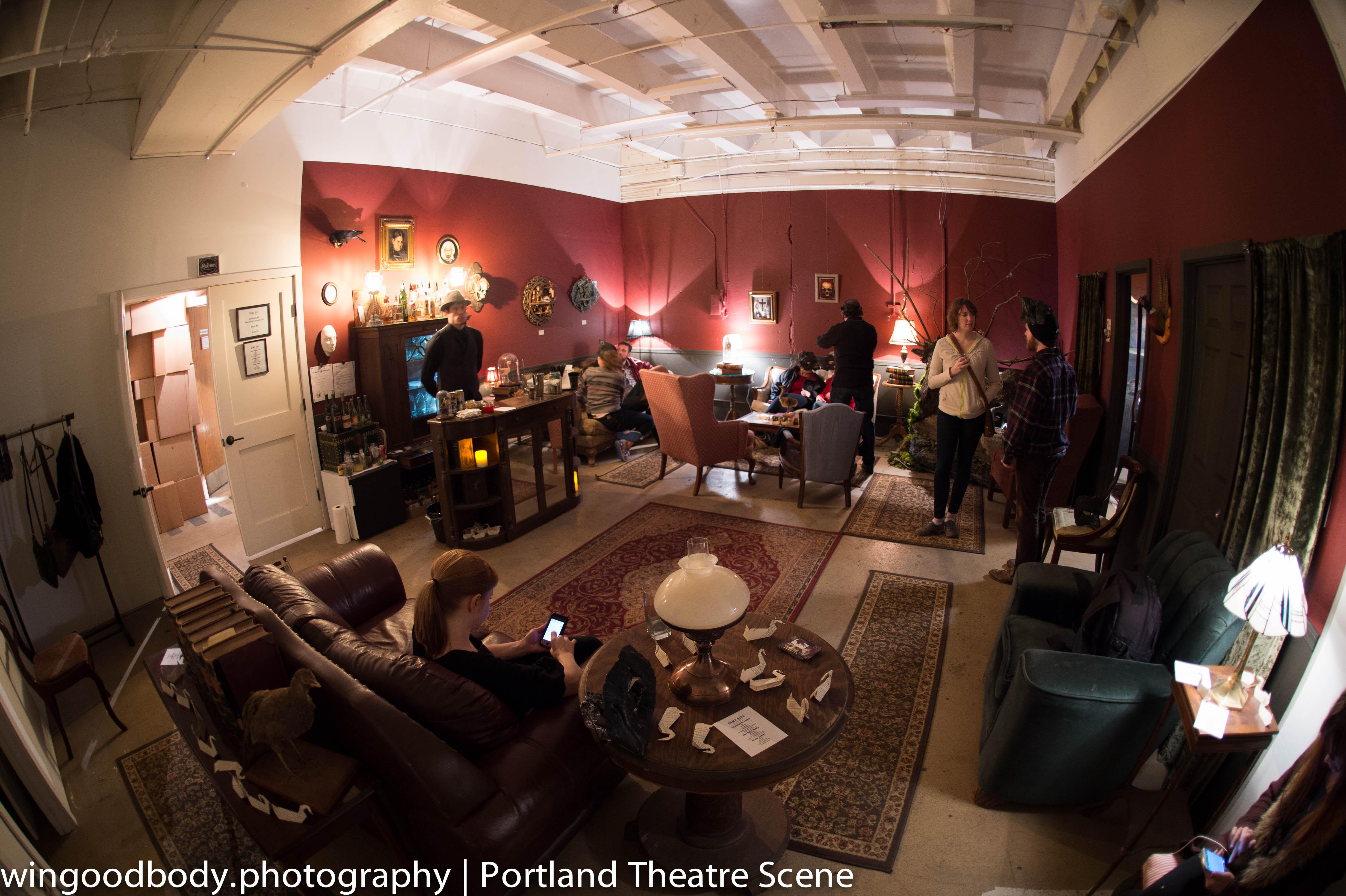 Scene Shop | School of Drama | University of Washington