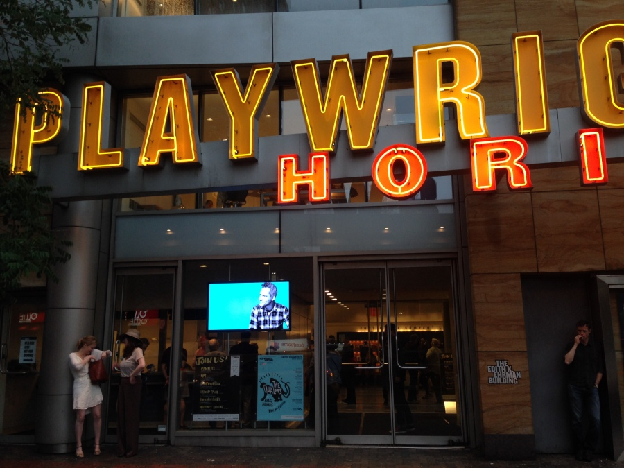 Prepare for the extraordinary - both on stage and in the digital realms.  A touch of the artist is everywhere at Playwrights Horizons.
