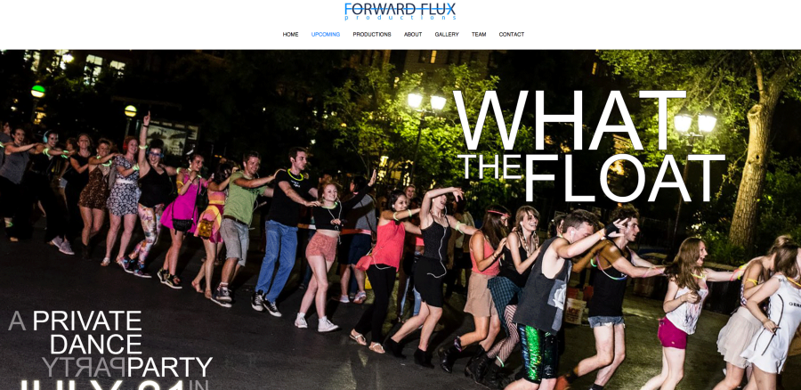 The future audience you want is in this photo. #WhatTheFloat from Seattle's Forward Flux.