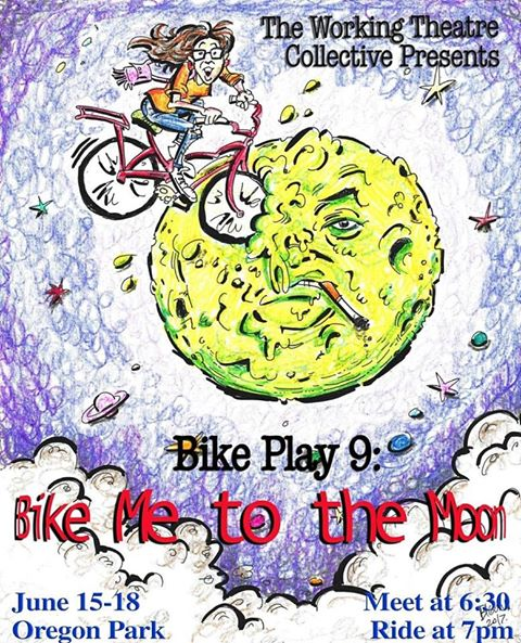 Bike Play 9 - Bike Me to the Moon